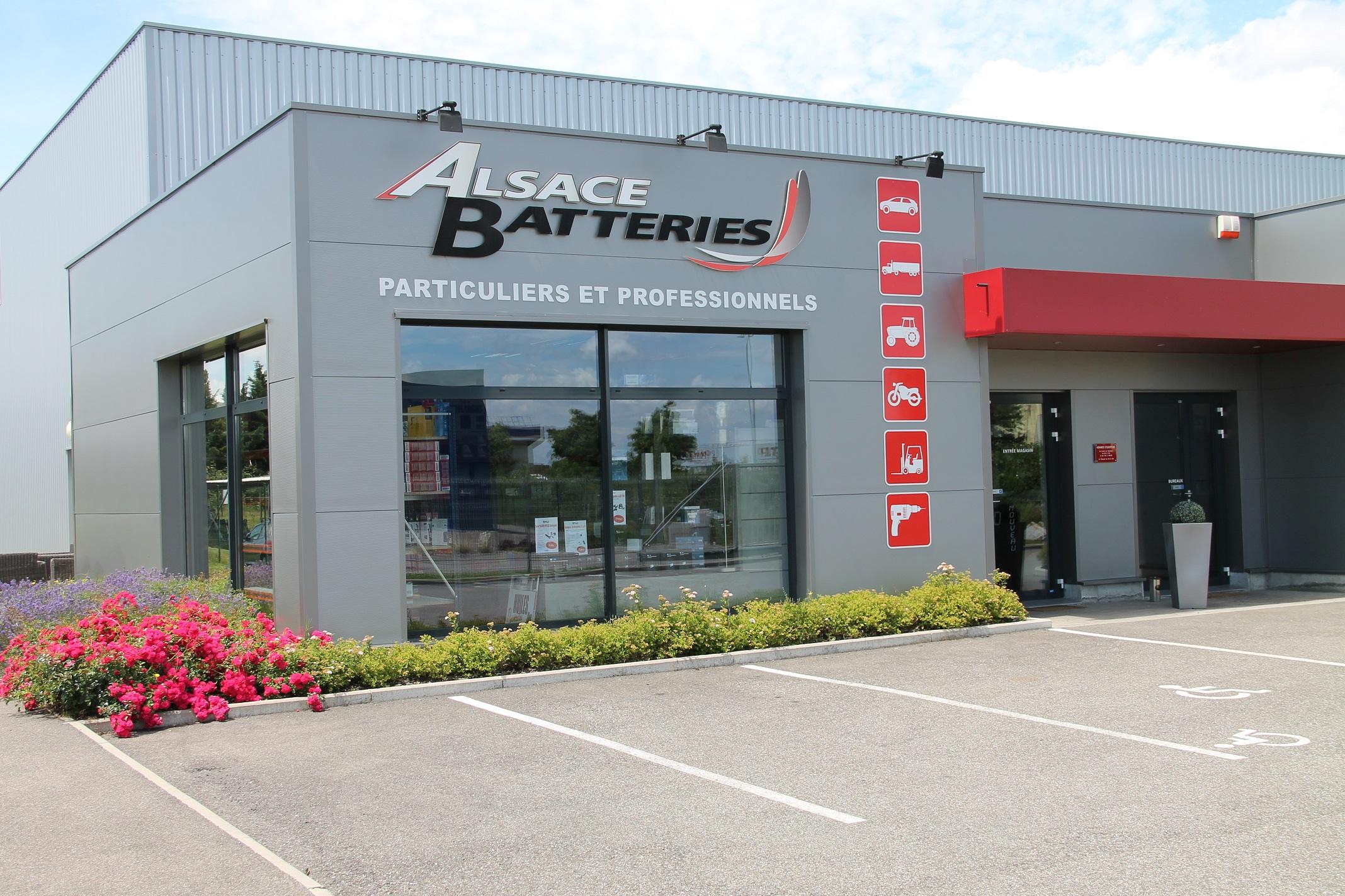 magasin batteries Kingersheim