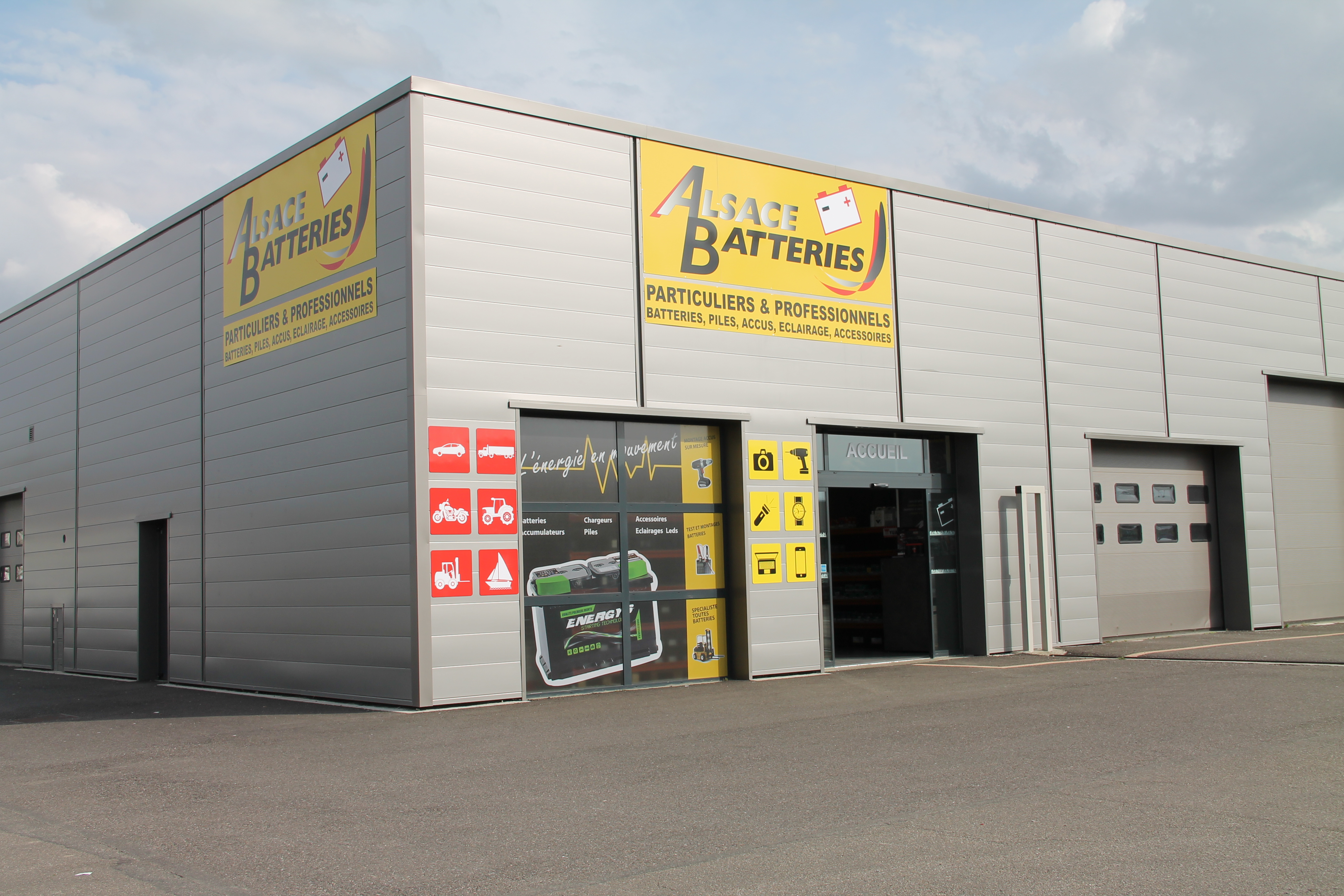 magasin batteries Colmar